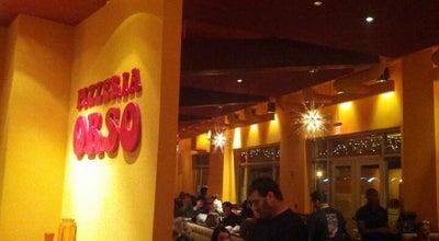 Photo of Italian Restaurant Pizzeria Orso at 400 South Maple Ave., Falls Church, VA 22046, United States