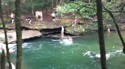 Photo of Trail Peekamoose Mountain Blue Hole at West Shokan, NY, United States