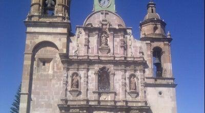 Photo of Church Templo De San Marcos at Manuel M Ponce, Aguascalientes, Mexico