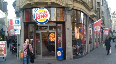 Photo of Fast Food Restaurant Burger King at Spuistraat 72, Den Haag 2511 BE, Netherlands
