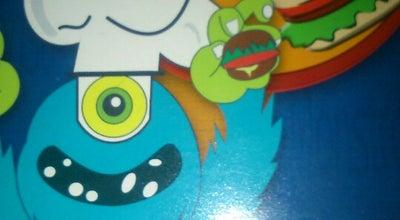 Photo of Fast Food Restaurant Monstro Burger at Rua Menino Deus 352, Sobral 62010-310, Brazil