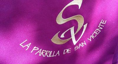 Photo of BBQ Joint La Parrilla de San Vicente at Pl. De San Vicente, Lorca 30800, Spain