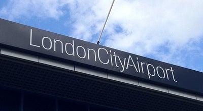 Photo of Airport London City Airport (LCY) at 23 E Ham Manor Way, London E16 2PB, United Kingdom