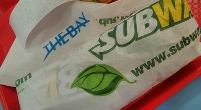 Photo of Sandwich Place Subway at Ecospace, Bengaluru, India