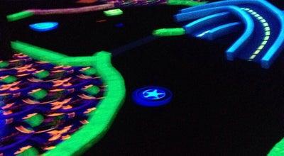 Photo of Arcade Highway 1 Blacklight Mini-Golf at Monterey, CA, United States