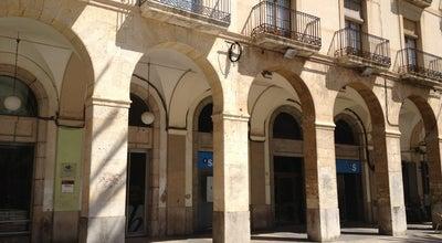 Photo of Library Biblioteca Joan Oliva i Milà at Plaça De La Vila, 9, Vilanova i la Geltrú 08800, Spain