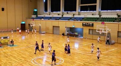 Photo of Baseball Field 天理市立総合体育館•長柄運動公園 at 天理市, Japan
