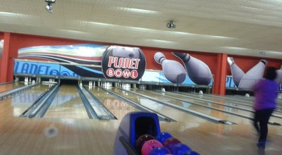 Photo of Bowling Alley Planet Bowl Tikal Futura at Guatemala