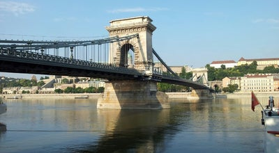 Photo of Bridge Lánchíd at Lánchíd, Budapest 1055, Hungary
