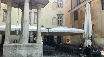 Photo of Coffee Shop Caffé Ottelio at Piazza San Giacomo 11 A, Udine 33100, Italy
