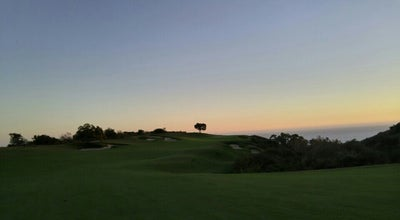 Photo of Golf Course Pelican Hill at Corona del Mar, CA, United States