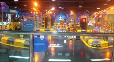 Photo of Go Kart Track Beep Beep | بيب بيب at Alrashed Mall, Khobar, Saudi Arabia