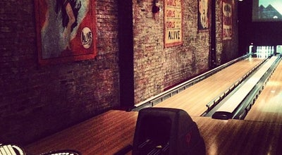 Photo of Bowling Alley Brooklyn Bowl at 61 Wythe St, Brooklyn, NY 11211, United States
