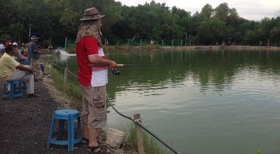 Photo of Lake Simpang Tiga Fishing Centre at Malaysia