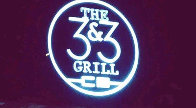 Photo of Burger Joint The 3&3 Grill at Hermosillo, Mexico