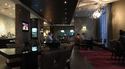 Photo of Hotel Bar Sheraton Icheon Club Lounge 22nd Floor at Incheon 405-847, South Korea