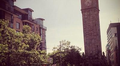 Photo of Historic Site Albert Memorial Clock Tower at Queen's Square, Belfast BT1 3FG, United Kingdom