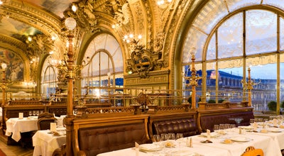 Photo of French Restaurant Le Train Bleu at Place Louis Armand, Paris 75012, France