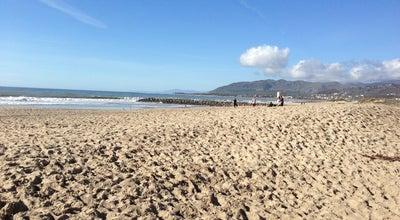 Photo of Beach Pierpont Beach at Ventura, CA 93001, United States
