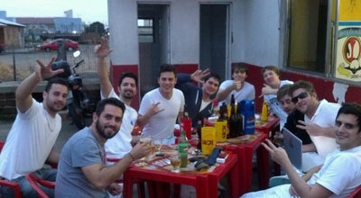Photo of Burger Joint Xis do Sítio at R. Miguel Tostes, Canoas, Brazil