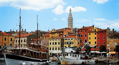 Photo of Harbor / Marina Rovinj Harbor at Croatia
