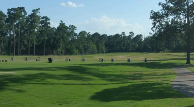 Photo of Golf Course Canongate At The Woodlands at 2311 N Millbend Dr, The Woodlands, TX 77380, United States