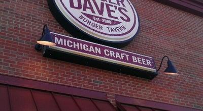 Photo of American Restaurant Bagger Dave's at 26054 Novi Road, Novi, MI 48375, United States