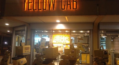 Photo of Pizza Place Yellow Cab at 1 Gunting St. Cor. Marcos Highway, Brgy. San Roque, Marikina, Philippines