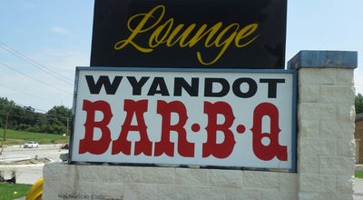 Photo of BBQ Joint Wyandot Barbeque at 8441 State Ave, Kansas City, KS 66112, United States