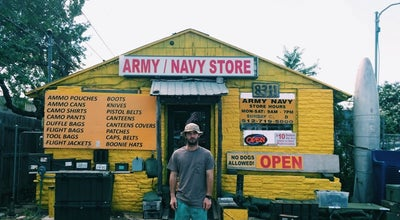 Photo of Sporting Goods Shop Army Navy at 8311 N Lamar Blvd, Austin, TX 78753, United States