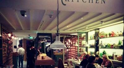 Photo of English Restaurant Muriel's Kitchen - Soho at 36-38 Old Compton Street, London W1D 4TT, United Kingdom
