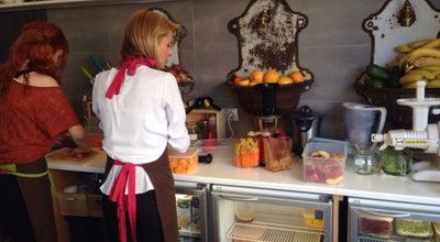 Photo of Juice Bar TüTü Lébár és Kávé at Pozsonyi Út 41., Budapest, Hungary