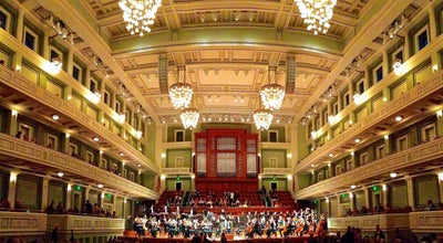 Photo of Concert Hall Schermerhorn Symphony Center at 1 Symphony Pl, Nashville, TN 37201, United States