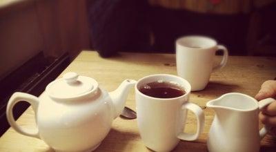 Photo of Cafe Lee Rosy's Tea at 17 Broad Street, Nottingham NG1 3AJ, United Kingdom