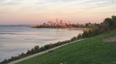 Photo of Beach Perkins Beach at Edgewater Park Reservation, Cleveland, OH, United States