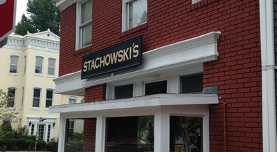 Photo of American Restaurant Stachowski Market at 1425 28th St Nw, Washington, DC 20007, United States