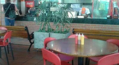 Photo of Burger Joint Hamburguesas El Corral at Cra 52 # 80 - 14, Barranquilla 8001000, Colombia