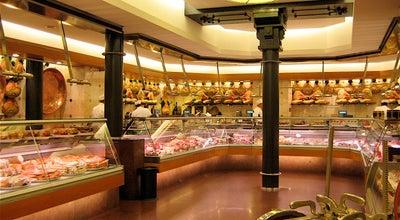 Photo of Italian Restaurant Al Peck at Via Spadari 9, Milan 20123, Italy
