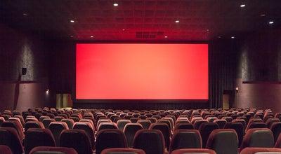 Photo of Movie Theater Apollo Cinema at 141 Ontario St. North, Kitchener, On, Canada