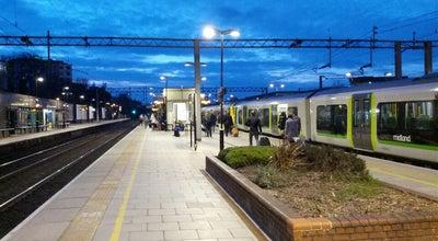 Photo of Train Station Watford Junction Railway Station (WFJ) at Station Rd, Watford WD17 1EU, United Kingdom