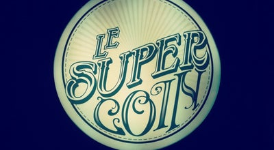 Photo of Restaurant Bar Le Supercoin at 3 Rue Baudelique, Paris 75018, France
