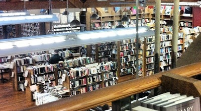 Photo of Tourist Attraction Elliott Bay Book Company at 1521 10th Ave, Seattle, WA 98122, United States