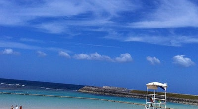 Photo of Beach 宜野湾トロピカルビーチ at 真志喜4丁目2-1, 宜野湾市 901-2224, Japan