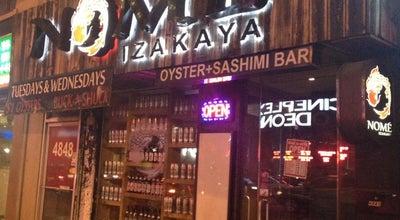 Photo of Japanese Restaurant Nome Izakaya at 4848 Yonge St, Toronto, ON M2N 5N2, Canada