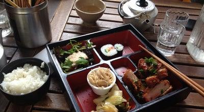 Photo of Japanese Restaurant Chez Taeko at 39 Rue De Bretagne, Paris 75003, France