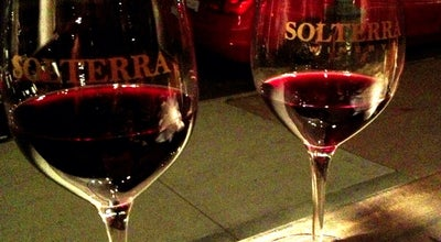 Photo of Wine Bar Solterra Winery and Kitchen at 934 North Coast Hwy 101, Leucadia, CA 92024, United States