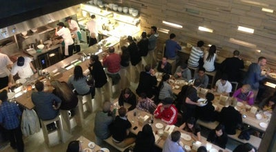 Photo of American Restaurant Momofuku Noodle Bar Toronto at 190 University Ave, Toronto, ON M5H 0A3, Canada