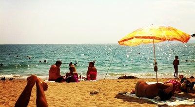 Photo of Beach Παραλία Μπάτη (Batis Beach) at Παραλία Μπάτη, Παλαιό Φάληρο, Greece
