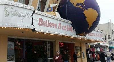 Photo of Tourist Attraction Ripley's Believe It or Not! Museum at 1441 Boardwalk, Atlantic City, NJ 08401, United States