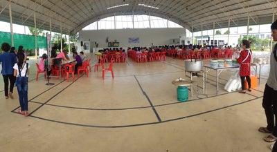 Photo of Library ศูนย์การเรียนรู้เทศบาลท่าโขลง ปทุมธานี at Khlong Luang, Thailand